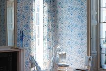 Nina Campbell Fabric & Wallpaper