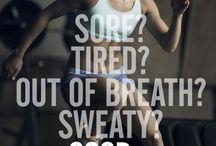 Fitness Motivation / by Mandy Mathews