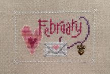 Cross Stitch Items from the Quiltsy Team on Etsy