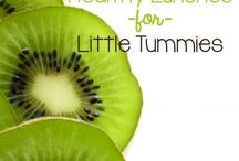 Raising a healthy baby - foods