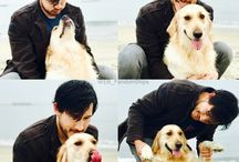 Mark and chica <3