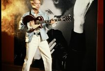 David Bowie by Tony McGee