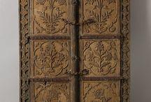 antigue wood