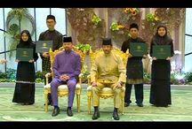 Penganugerahan Biasiswa Sultan's Scholar