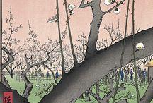 Japanese & Chinese art.