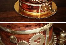 Cake Design- Inspiration / This gives me more new ideas for designing cakes / by Cheryl Owsley