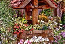 garden ornaments-bahçe süsleri