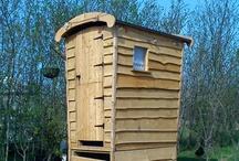 outdor toilet