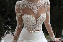 Svadobné inšpirácie / weddings