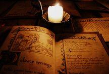 Medieval/fantasy/mystic