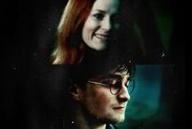 Harry Potter! / by Hannah Mauss
