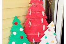albero fatto coi triangoli