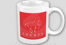 County Saddlery Mugs