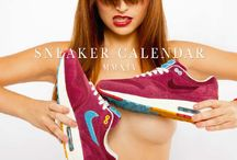 Sneakers / by Alvin Lopez of By The Bays