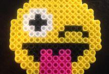 Pyssla beads