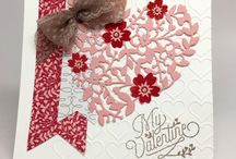 Stampin' Up! ~ Bloomin' Heart Thinlets