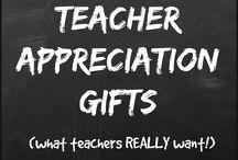 Teacher Gifts / by Amanda Boyd
