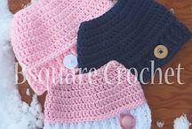 Crochet ideas ....