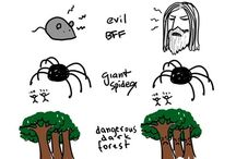 Funny LOTR / by Shelby Cathleen