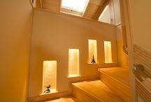 Stairs・Corridor / テライズホームでは、自然素材・天然素材・無垢材にこだわった注文住宅を建築する工務店をご紹介させて頂きます。 私たちは、ご家族の健康を守り続ける【 健やかに暮らせる家 】を目指しています。