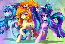 MLP The Dazzlings