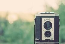 Cameras <3 / by Ana Valencia