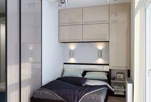 Dormitorios pequeños ideas