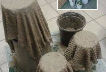 výrobky z cementu