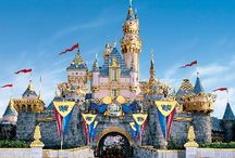 Happiest place on earth<3 / by Brittany Wurst