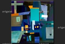 Cuadros originales / Cuadros interesantes y originales de la pintura moderna
