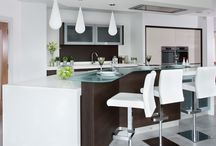 Contemporary Kitchen Private Residence, Omagh, Co Tyrone / Greenhill Contemporary Kitchen