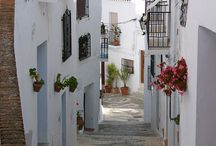 Travel- Spain, Morocco