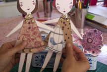 papel dolls