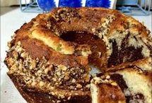 anne usulü mermer kek