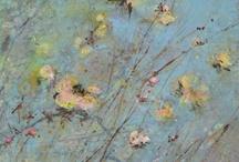 pittura olio acrilico