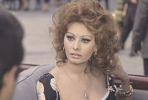MARRIAGE ITALIAN STYLE / Marriage Italian Style directed by Vittorio de Sica starring Sophia Loren and Marcello Mastroianni