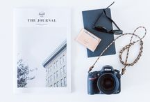 Things from above / Flatlay images of cool shit