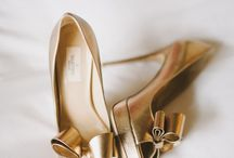 Gold weddings / by Wedding Wonderland