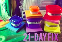 21 day fix / by Kathleen Gick