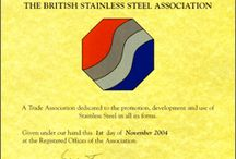 Certifications for Steel