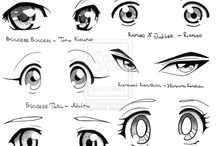 Pinterest olhos