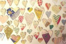 Vintage Hearts <3 / by Pamela Kilmon