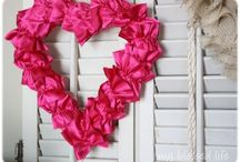 Holidays | Valentine's Day / Valentine's Day Crafts, DIY, Printables and Food