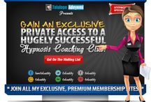 How To Get Exclusive #VIP #Pass To A Successful #Hypnosis...