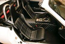 Miata Lotus Elise seats