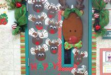 Prek door / Holiday