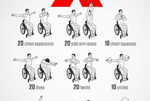 wheelchair workout