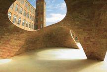 Brick and stone Architecture