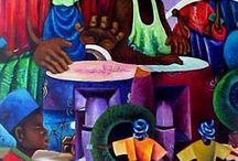 African Art...