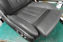 Auto Upholstery / Auto Upholstery  BMW X3 f10  The inverse sequence